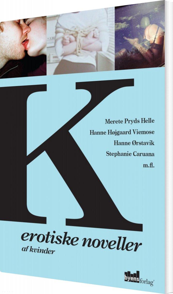 Image of   K - Hanne ørstavik - Bog