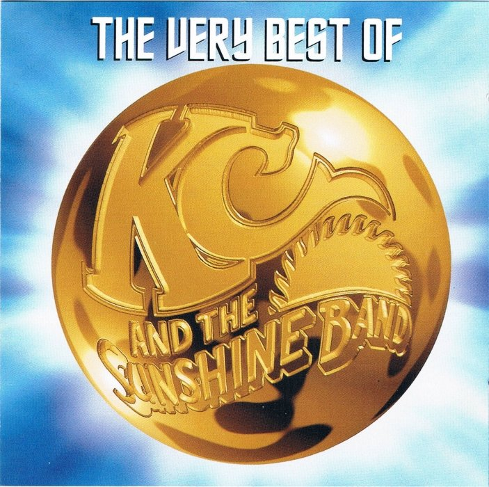 Image of   Kc And The Sunshine Band - Very Best Of - CD