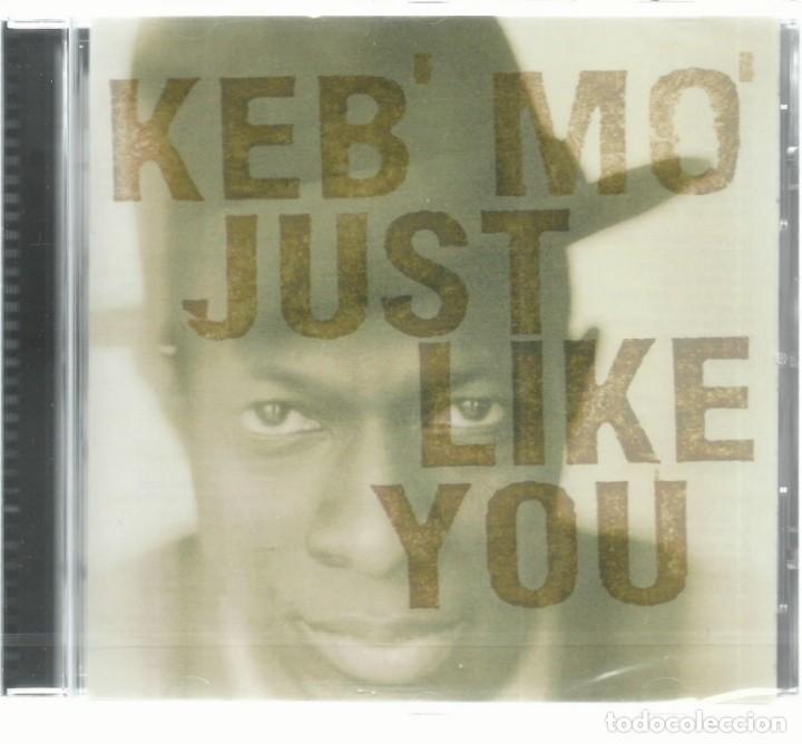 Image of   Keb &' Mo &' - Just Like You - CD