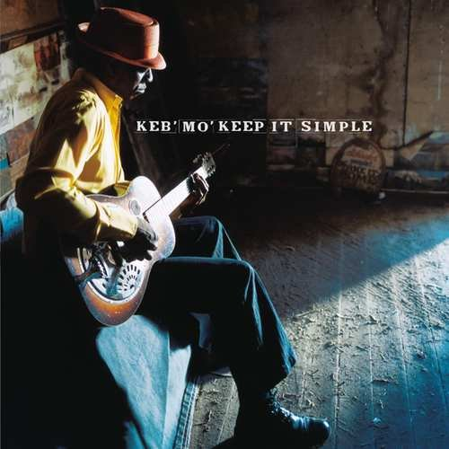 Image of   Keb Mo - Keep It Simple - Vinyl / LP
