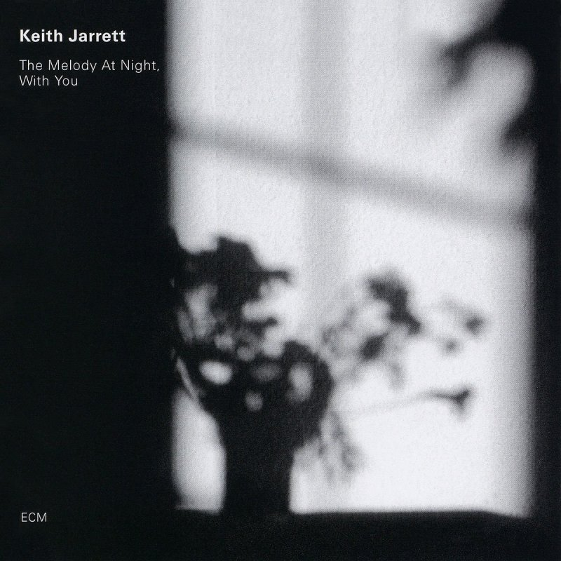 Image of   Keith Jarrett - The Melody At Night With You - CD