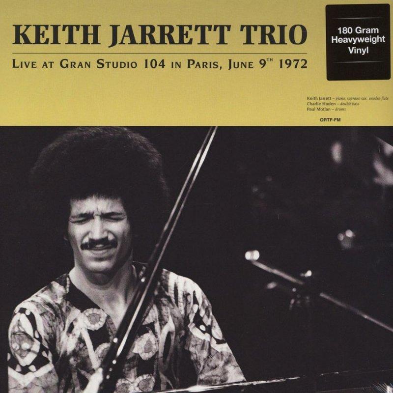 Image of   Keith Jarrett Trio - Live At Gran Studio 104 In Paris June 9th 1972 - Vinyl / LP