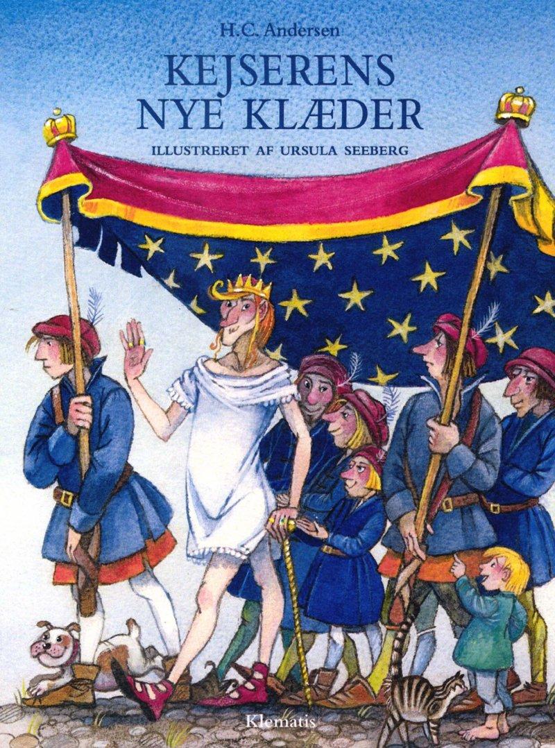 Billede af Kejserens Nye Klæder - H.c. Andersen - Bog