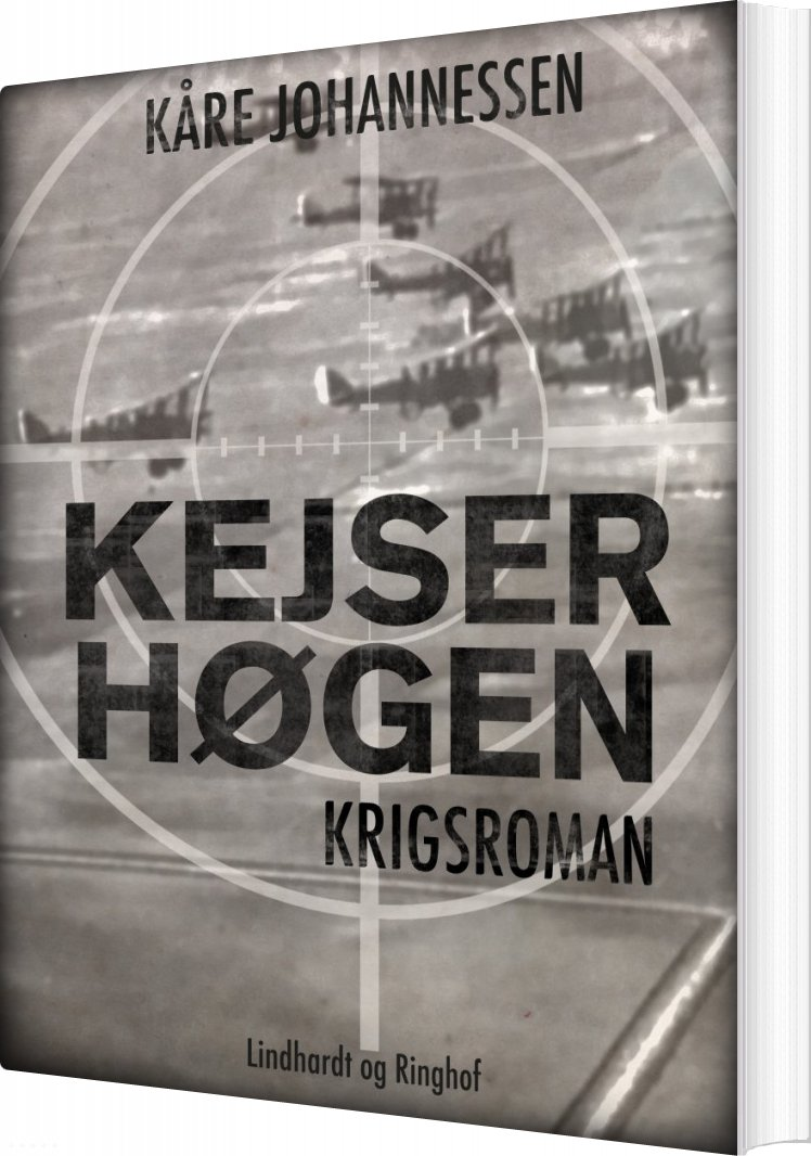 Image of   Kejserhøgen - Kåre Johannessen - Bog