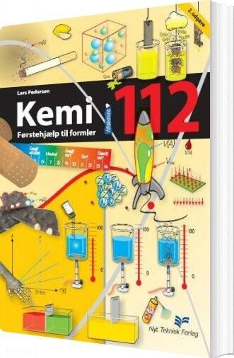 Image of   Kemi 112 - Lars Pedersen - Bog