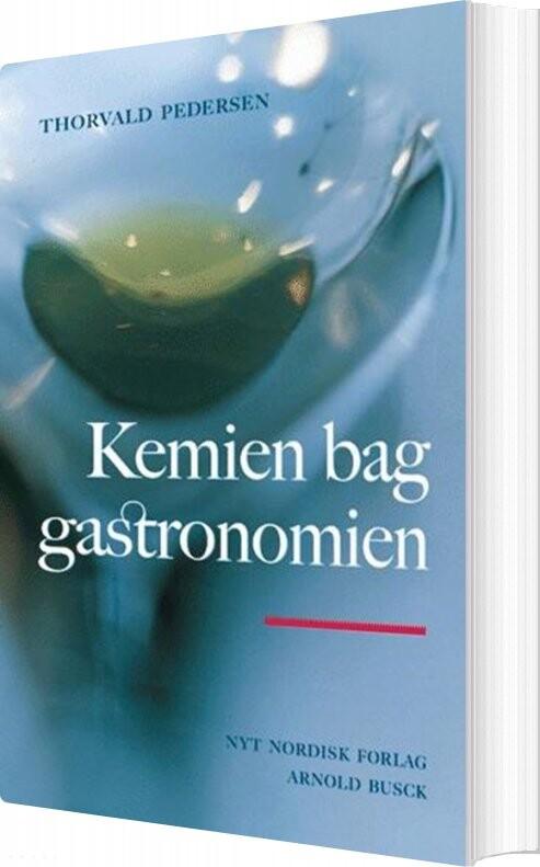 Kemien Bag Gastronomien - Thorvald Pedersen - Bog