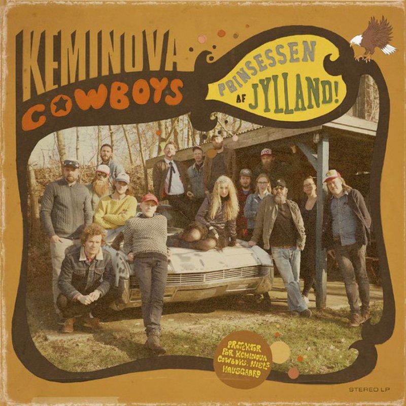 Image of   Keminova Cowboys - Prinsessen Af Jylland - Vinyl / LP