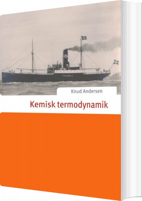 Image of   Kemisk Termodynamik - Knud Andersen - Bog