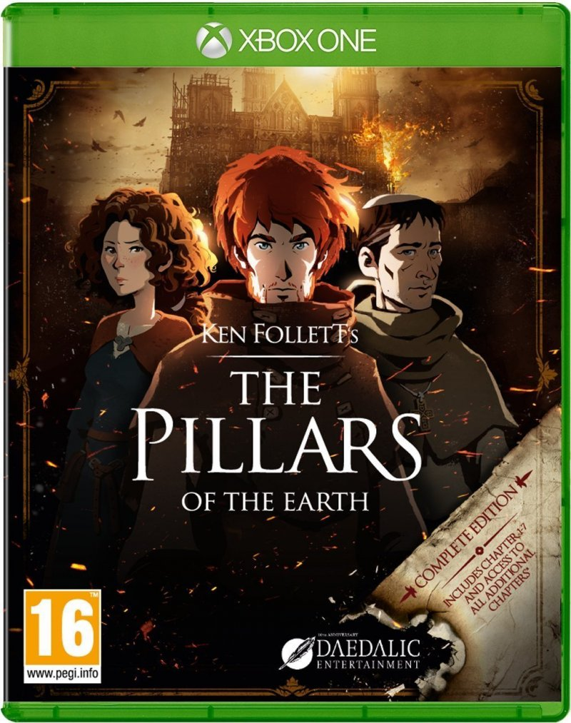 Image of   Ken Follett's The Pillars Of The Earth - Complete Edition - Xbox One