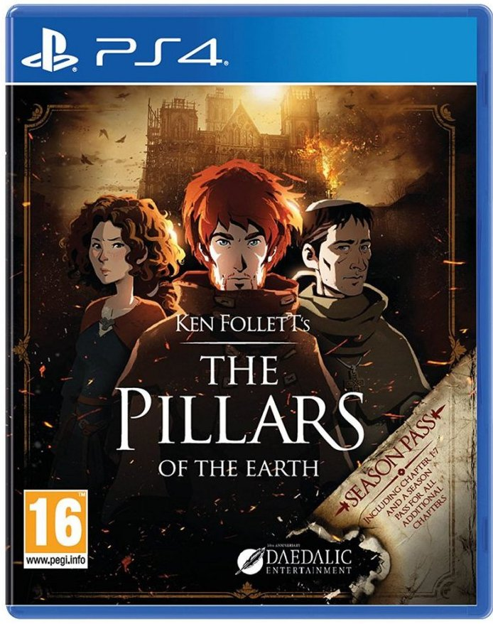 Ken Folletts The Pillars Of The Earth - Season Pass Edition - PS4