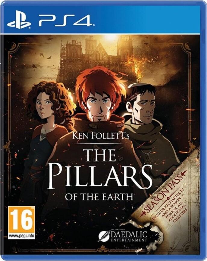 Image of   Ken Follett's The Pillars Of The Earth - Season Pass Edition - PS4