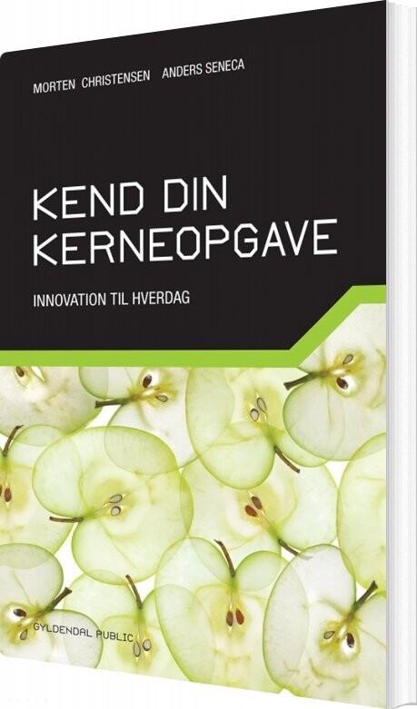 Image of   Kend Din Kerneopgave - Morten Christensen - Bog