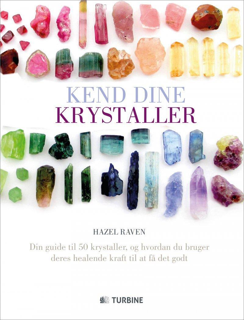 Kend Dine Krystaller - Hazel Raven - Bog