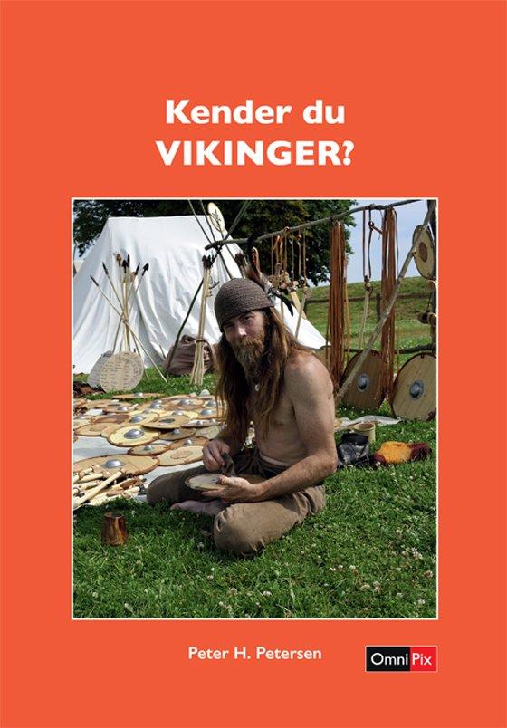 Billede af Kender Du Vikinger? - Peter H. Petersen - Bog