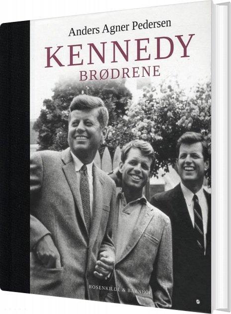 Image of   Kennedy-brødrene - Anders Agner Pedersen - Bog