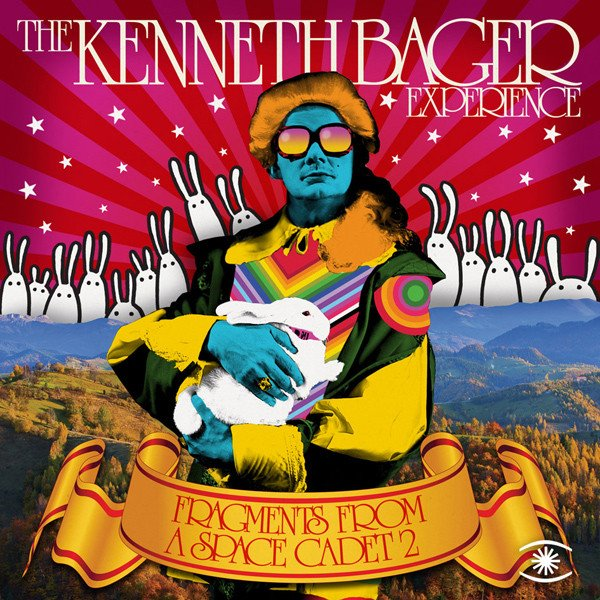 Image of   Kenneth Bager - Fragments From A Space Cadet 2 - CD