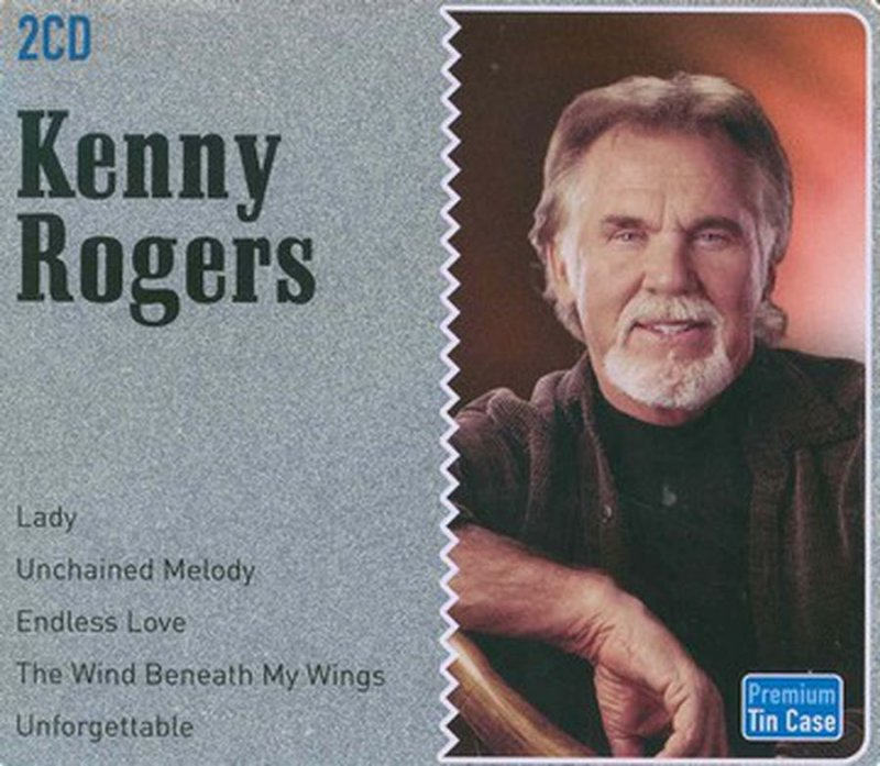 Image of   Kenny Rogers - Lady - CD