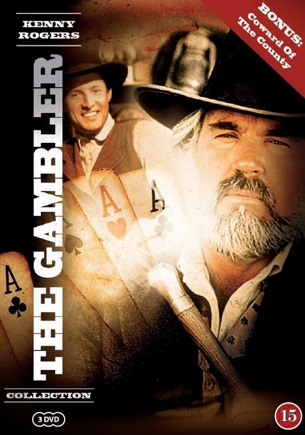 Kenny Rogers - The Gambler Collection - DVD - Film