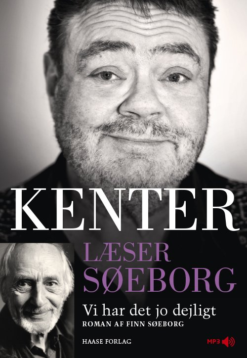 Image of   Kenter Læser Søeborg: Vi Har Det Jo Dejligt - Finn Søeborg - Cd Lydbog