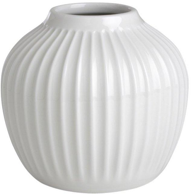 Image of   Kähler Hammershøi Vase - Lille - Hvid