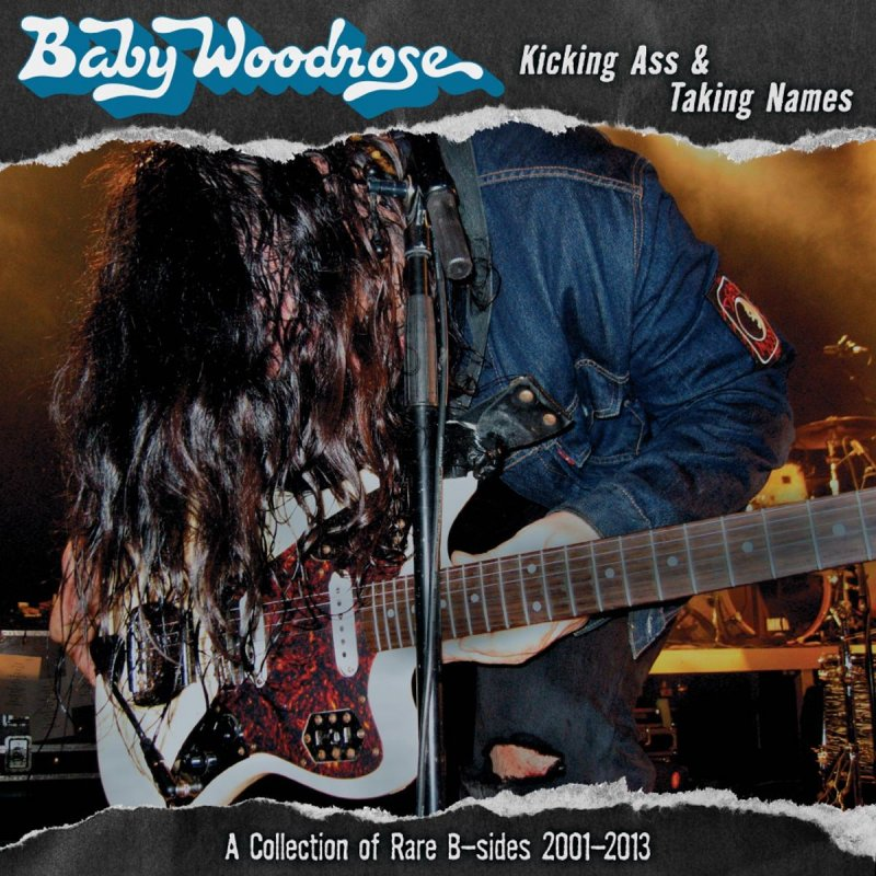 Image of   Baby Woodrose - Kicking Ass And Taking Names - CD