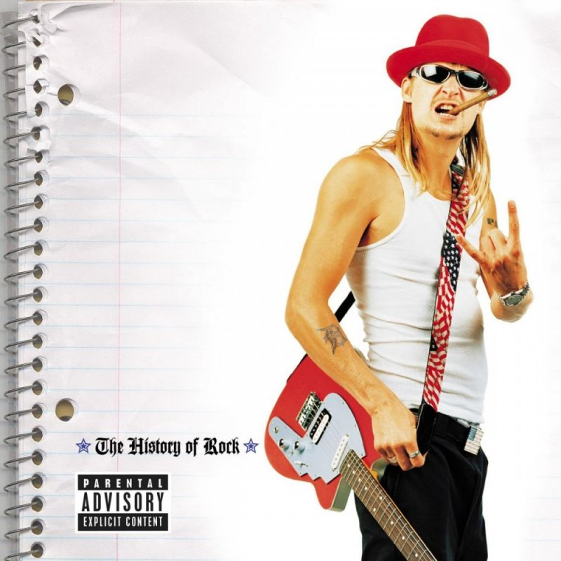 Image of   Kid Rock - The History Of Rock - CD