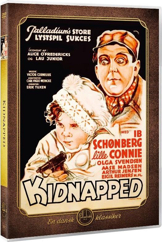 Kidnapped - Ib Schønberg - 1935 - DVD - Film