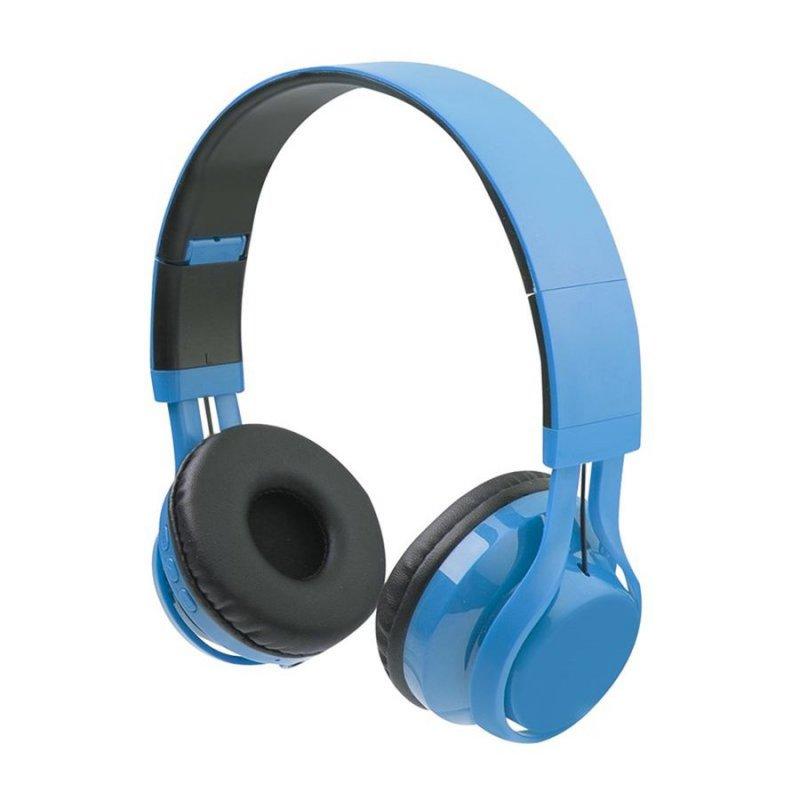 Billede af Kidsafe - Bluetooth Headphones - Blue (440623)