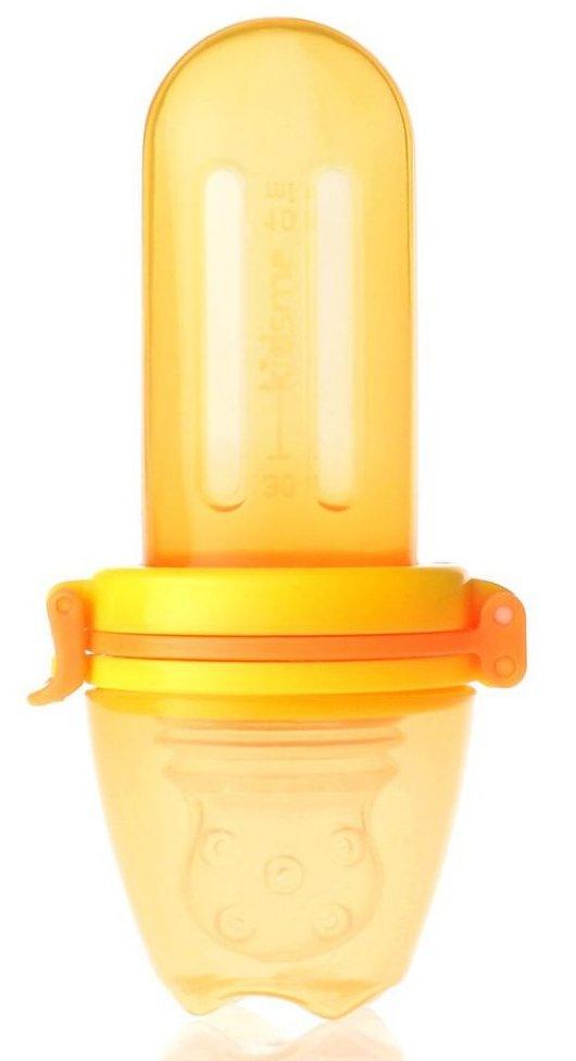 Image of   Kidsme Food Squeezer- Orange