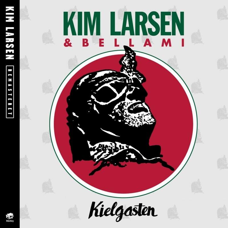 Billede af Kim Larsen Og Bellami - Kielgasten - Remastered Edition - CD