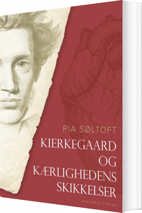 Image of   Kierkegaard Og Kærlighedens Skikkelser - Pia Søltoft - Bog