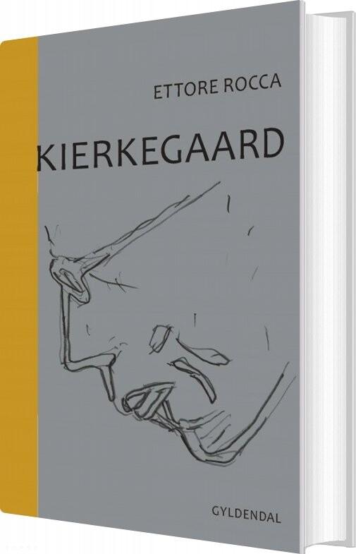 Image of   Kierkegaard - Ettore Rocca - Bog