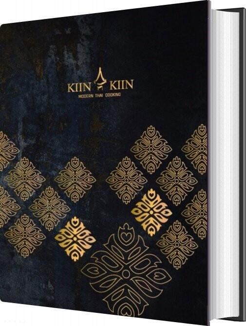 Kiin Kiin Modern Thai Cooking - Dansk - Henrik Yde Andersen - Bog