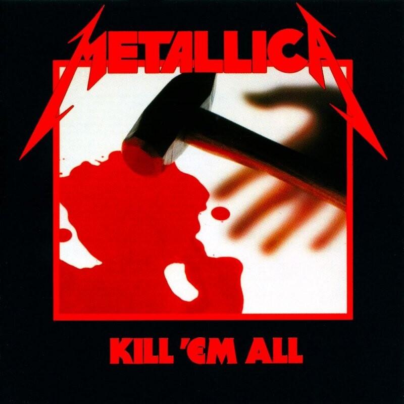 Metallica - Kill em All (remastered) - Vinyl / LP