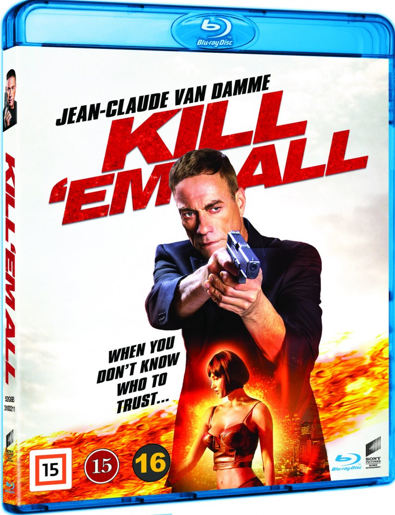 Image of   Kill em All - Blu-Ray