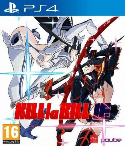 Image of   Kill La Kill - If - PS4