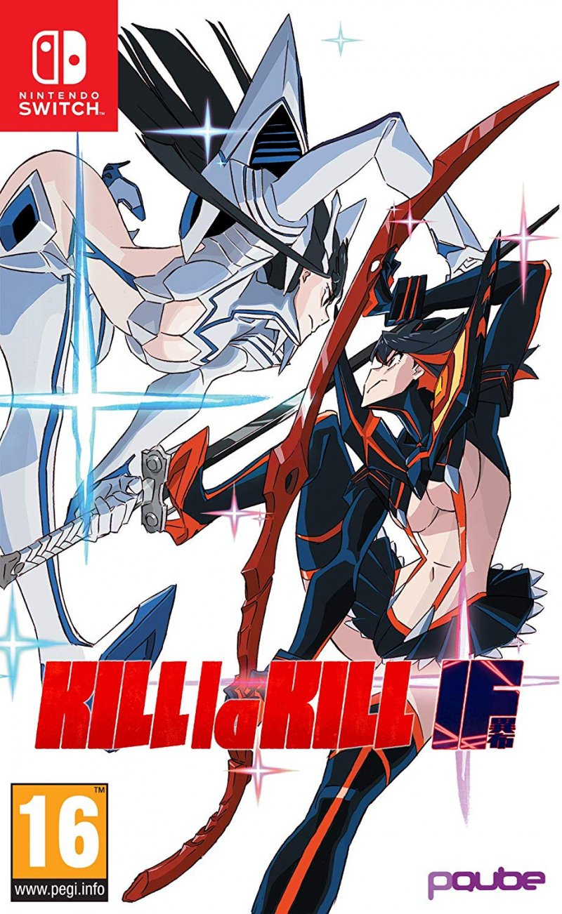 Image of   Kill La Kill - If - Nintendo Switch