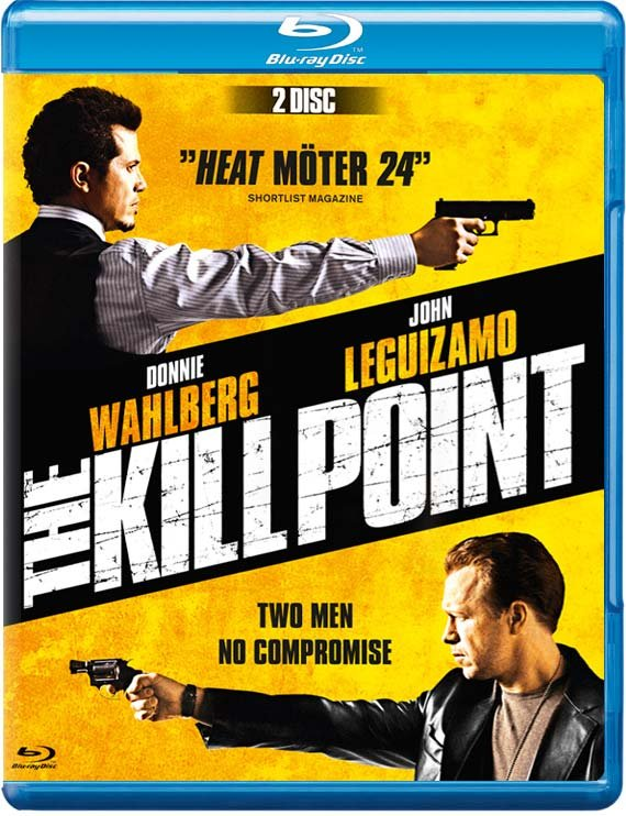 Image of   Kill Point - Blu-Ray - Tv-serie