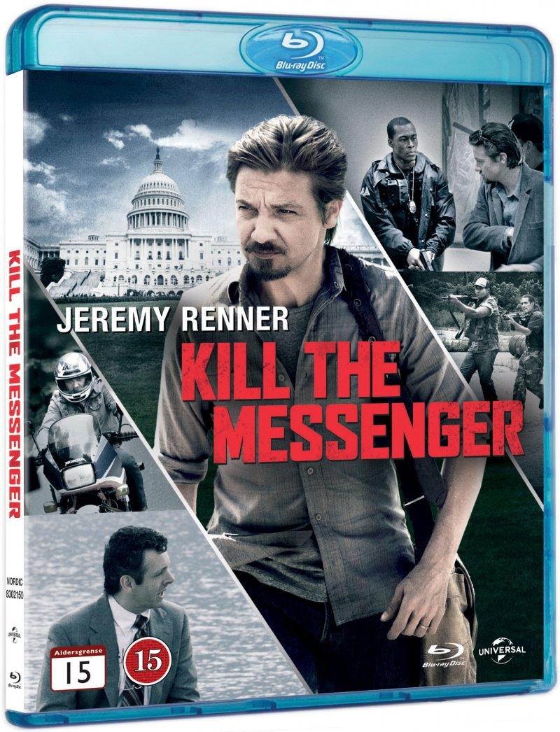 Image of   Kill The Messenger - Blu-Ray