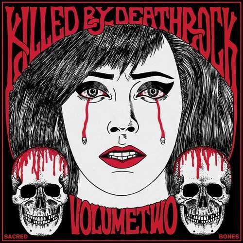 Killed By Deathrock Vol. 2 - CD