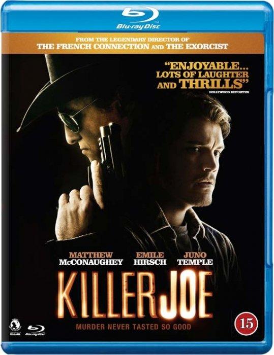 Image of   Killer Joe - Blu-Ray