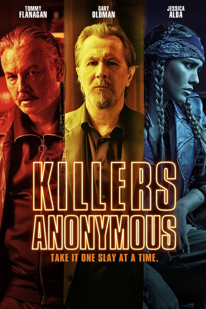 Køb Killers Anonymous - DVD - Film til 99,95 kr.
