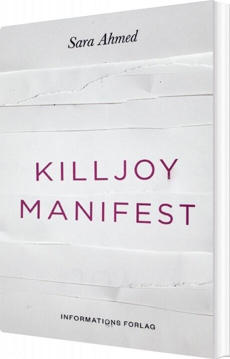 Killjoy Manifest - Sara Ahmed - Bog