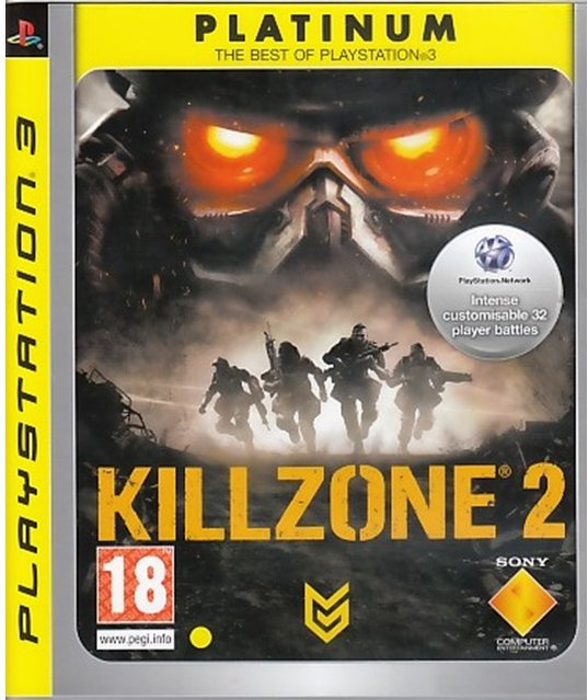 Killzone 2 (platinum) - PS3