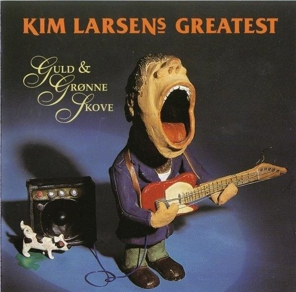 Kim Larsen - Greatest - Guld Og Grønne Skove - CD