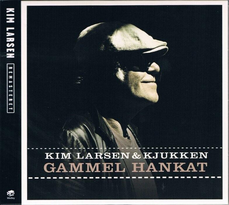 Billede af Kim Larsen Og Kjukken - Gammel Hankat - Remastered - CD