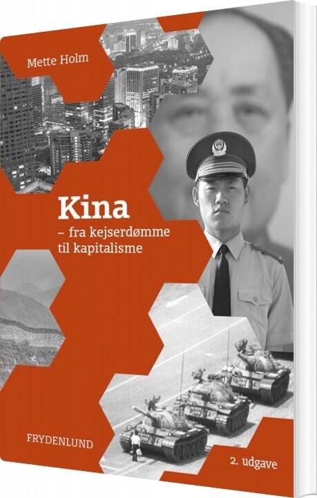 Kina - Mette Holm - Bog