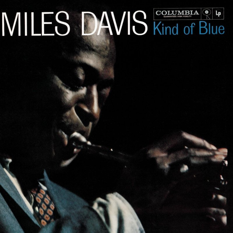 Miles Davis - Kind Of Blue - Vinyl / LP