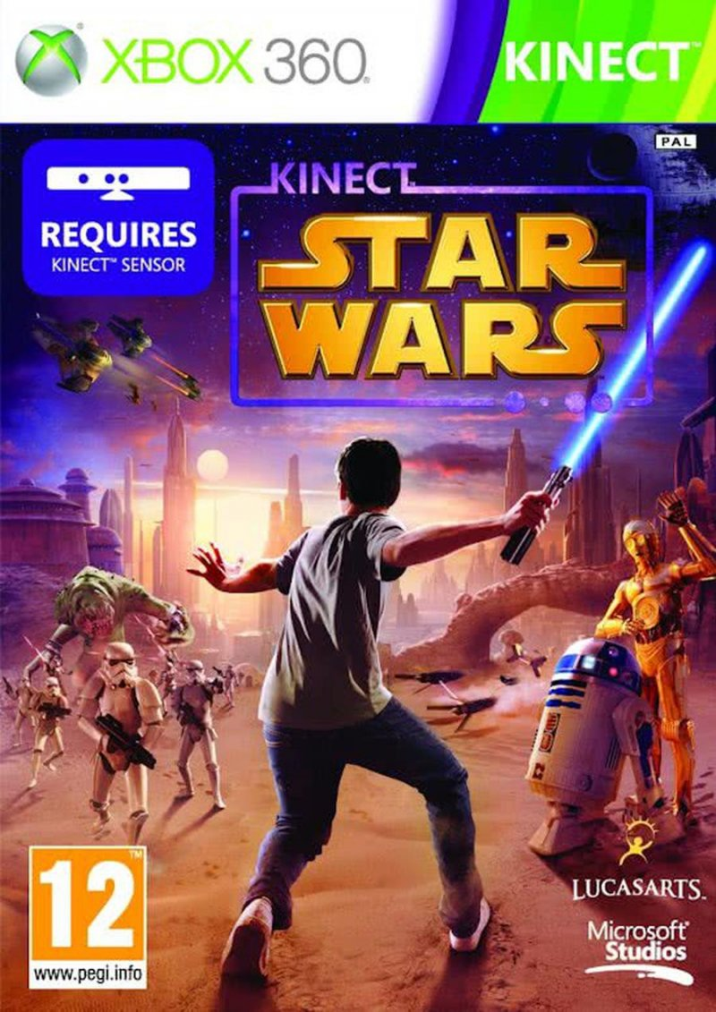 Image of   Kinect Star Wars - Xbox 360