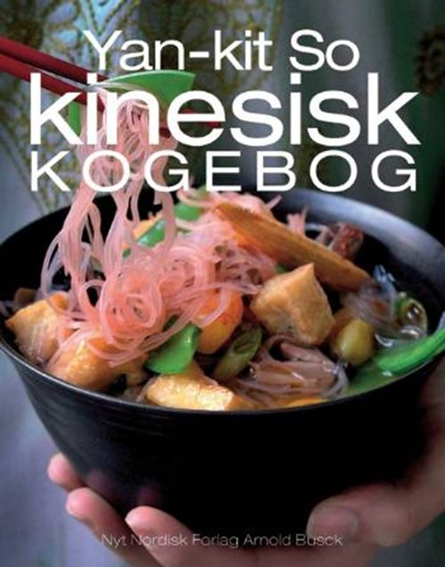 Image of   Kinesisk Kogebog - Yan-kit So - Bog